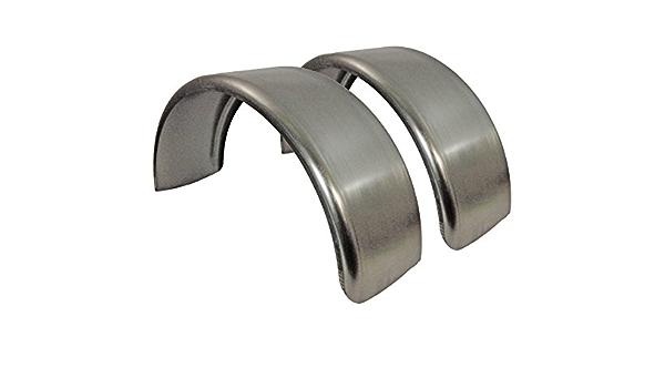 CE Smith Steel Trailer Fenders 8433-2 Pair