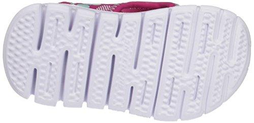 Skechers Synergize, Heels Sandals para Niñas Rosa (Hpmt)