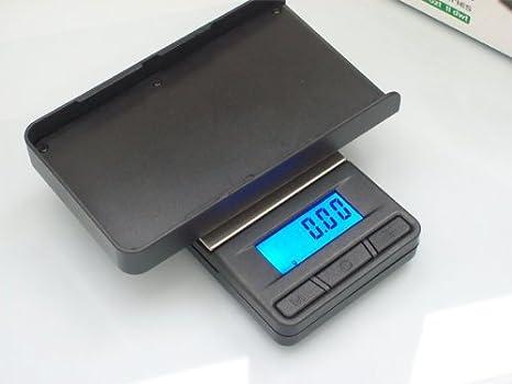 G&G - Báscula digital de precisión con calculadora - Peso máximo: 200 g / Granularidad: 0,01 g: Amazon.es: Hogar