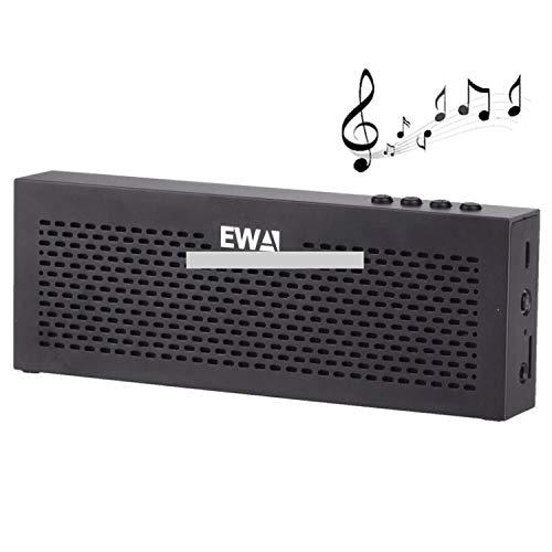 【予約】 EWA V3.0 E305 Bluetooth V3.0 EWA スピーカー 超低音 ポータブル音楽スピーカー ハンズフリー通話対応 スピーカー ピンク B07H415N8C, 桑名郡:83e53447 --- nicolasalvioli.com