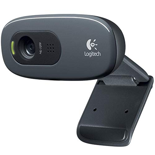 Logitech C270 HD Webcam 960-000621