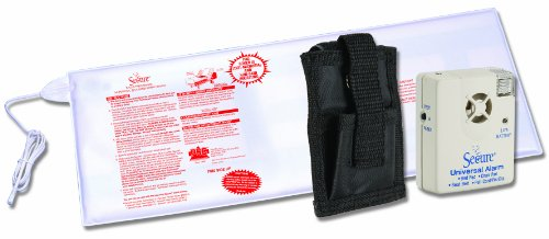 Secure PADS-1 Long Term Bed Exit Alarm Set for Falls Mana...
