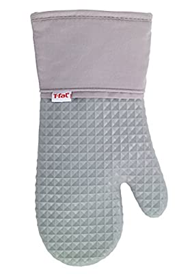 T-fal Textiles Waffle Softflex Silicone Oven Mitt