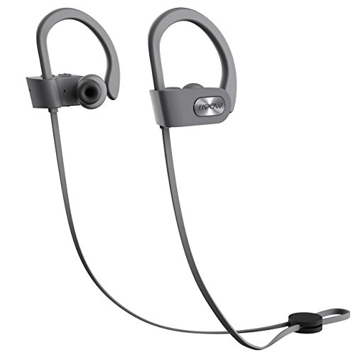 [New Release] Mpow Running Headphones, IPX7 Waterproof Bluetooth 4.1...