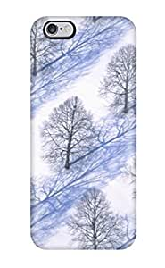 Hard Plastic Iphone 6 Plus Case Back Cover,hot Winter Earth Nature Winter Case At Perfect Diy