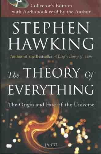 The Theory of Everything with CD