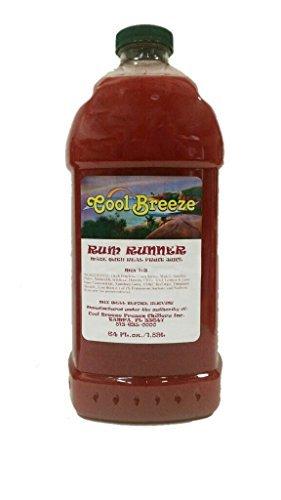 - Rum Runner Frozen Drink Machine Granita Slush Mix by Cool Breeze