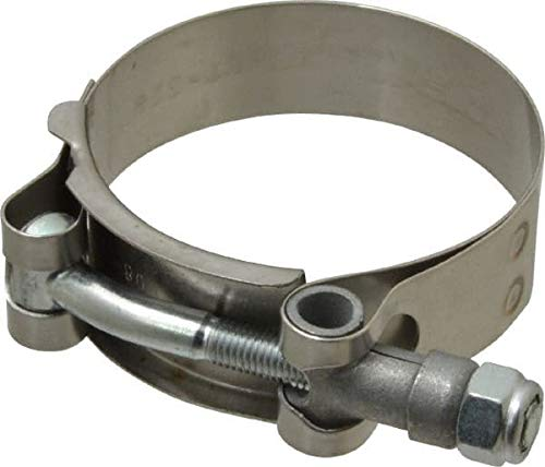 T-Bolt Band Clamp 18 Pack 2-1//4 Hose 3//4 Wide x 0.025 Thick Campbell Fittings