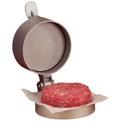 Weston Burger Hamburger Press (07-0301), Makes 4 1/2' Patties, 1/4lb...