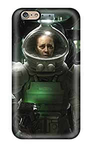 New Fashion Premium Tpu Case Cover For Iphone 6 - Alien Isolation