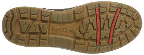 Verde para Zapatillas Cuero Mujer Exterior Ecco Tarmac De Deporte Gora de Ecco pqnFwBXvgx