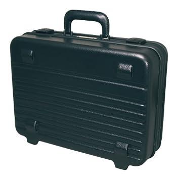 Xcelite TCMB100MT Black Polyethylene Attache Tool Case without Tools, 17-3/4