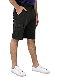 """<span class=""""a-offscreen"""">[Sponsored]</span>2 & 4 Pack: Men's Premium Lightweight Belted Cargo Shorts With Multi-Pockets - Classic Fit"""
