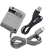 DS Lite Charger and Cable Kit, AC Power Adapter