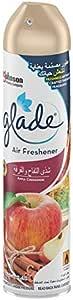 Glade Aerosol Apple Cinnamon Home Fregrance, 300Ml