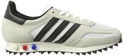 Uomo Bianco Core da Clear Basse Trainer Ginnastica Black Vintage adidas White Brown Og Scarpe La 0wFq8