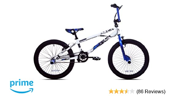 Amazon.com : Kent Pro 20 Boy\'s Freestyle Bike, 20-Inch : Childrens ...