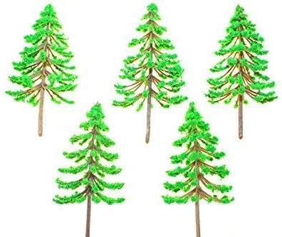 first-us Modelismo Modellbaum Modellbäume Paisaje Bosque Arbustos Busch Cedro Árbol Árboles H0 N Maqueta de Tren Hobby Ferroviario Conjunto Landschaftsgestaltung Juguete Accesorio Nuevo: Amazon.es: Juguetes y juegos