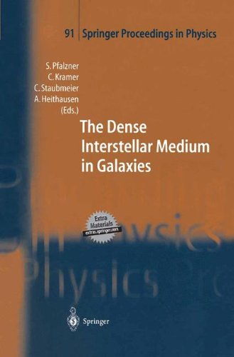 The Dense Interstellar Medium in Galaxies: Proceedings of the 4th Cologne-Bonn-Zermatt-Symposium