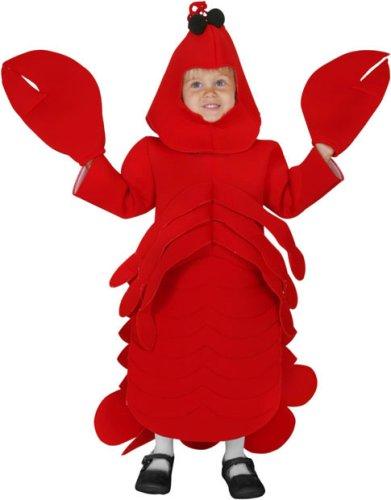 Toddler Lobster Halloween