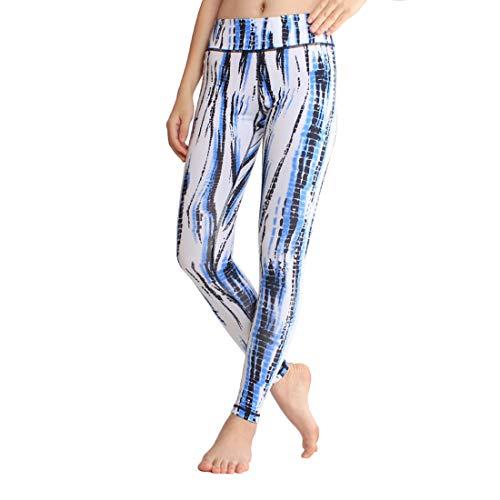 Yoga Casuali Digitale Uicici Sport Pantaloni Dei Stampa Di xqw5CT50Wa
