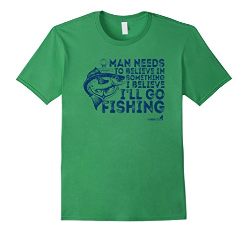 Mens Fishing T-Shirt for the Fisherman who Loves to Fish ...