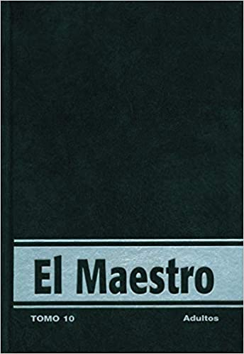 Amazon.com: Vida Nueva El Maestro tomo 10 (Spanish Edition ...
