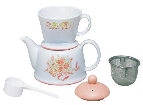 칼리타 커피 세트 도기제 투웨이 drip 2~4명 용 플라워 #35081