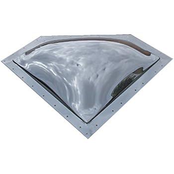 Skylight Neo-Angle Inner Dome Clear 29.0 X 11 Flange NN2610D