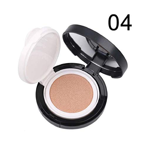 SAKAMU Concealer Foundation Primer Powder Spray Cream Makeup Palette,MeNow BB Cc Cushion Cream Foundation Sunscreen Protect Best For Skin
