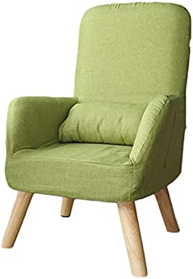 Amazon.com: HYDT Lazy Couch Lazy Sofa Chair with Pillow ...