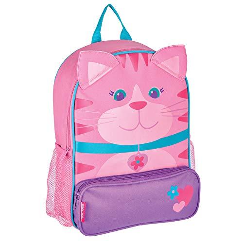 Stephen Joseph Sidekick Backpack, Cat
