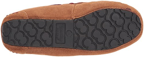 Women's Emery Lined Flannel Slipper Staheekum Wheat fxwHa8