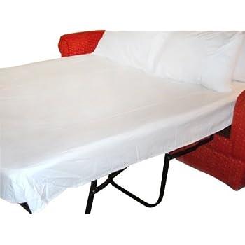 Amazon Com Queen Sleeper Sofa Bed Sheet Set White 200