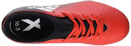 adidas Jungen X 16.3 Fg J Fußballschuhe rot