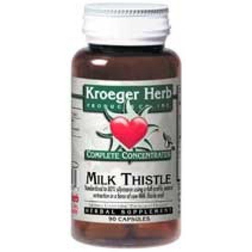 Complete Concentrates Milk Thistle by Kroeger Herb