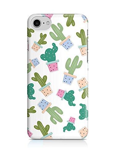 COVER Kaktus Pflanze grün pastell Handy Hülle Case 3D-Druck Top-Qualität kratzfest Apple iPhone 7