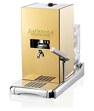 Amazon.de: La Piccola KAVLP9113 Kaffeepadmaschinen, gold | {Kaffeepadmaschinen 21}