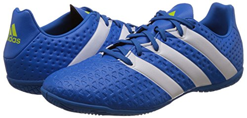 In Homme Blanc Ace Adidas Pour Vert De Football Chaussures 4 Bleu Ftwbla 16 Seliso azuimp FtFqf