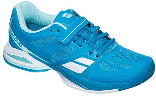 Babolat Women's Propulse AC Tennis Shoes (Blue) (7 B(M)