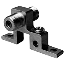 Channel Vision F-Type Coax Grounding Block
