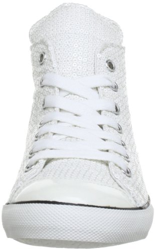 Zap Samal LDS1301 Damen Sneaker Weiß (White)