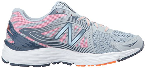 New Balance Women's 680v4 Cushioning Running Shoe Light Grey geniue stockist cheap online pre order online discount from china 2014 new cheap online websites online qABRtkwiuk