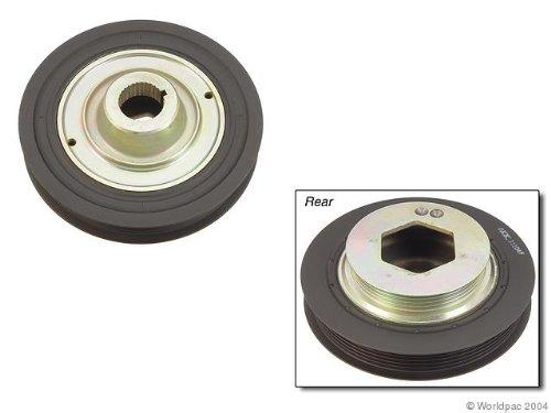 Oes Genuine Crankshaft - OES Genuine Crankshaft Pulley for select Honda Prelude models