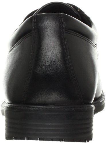 Rockport Essential Details WP Apron Toe Hommes US 10.5 Noir Oxford