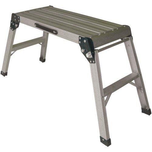 Wel-Bilt Folding Aluminum Platform - 225Lb. Capacity [Misc.]