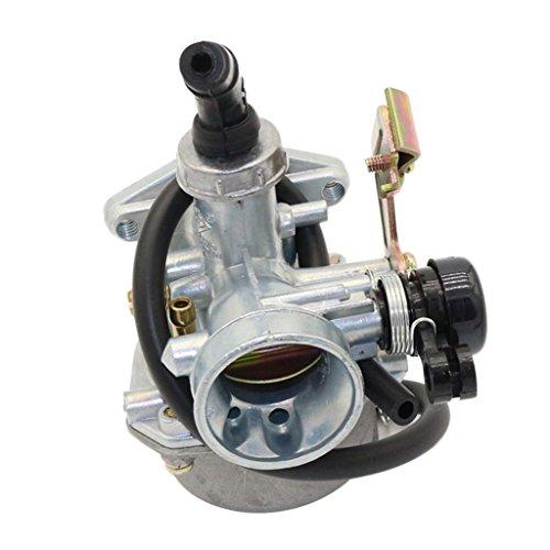 non-brand MagiDeal Pz19 Carburador del Carburador del Estrangulador del Cable De 19m M 50 70 90 100 110cc 125cc ATV