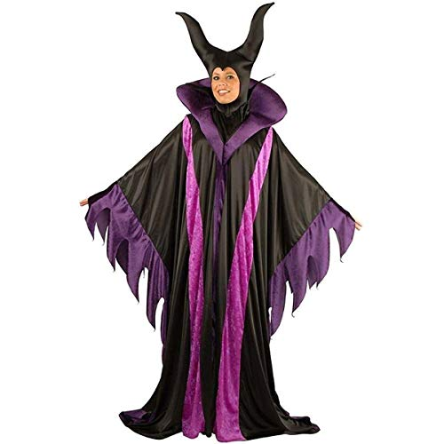 Charades Women's Plus Size Magnificent Witch, as Shown, 3X