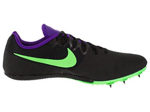 Zoom Shoes Black S black s Purple 8 green Rival Running Men fierce Strike Nike qE4Fff