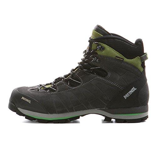 Meindl Shoes Vacuum Men 2.0 Gtx - Antracite / Pistacchio 42